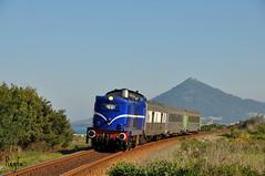 Moledo (***REGFA***) Tags: 1424 interegional comboios de portugal corails