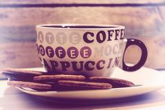 GALLETAS (GLAS-8) Tags: taza cafe galletas desayuno abril mcarmenverde glas8