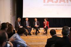EOS_8549 Dario Di Vico, Ivan Scalfarotto, Giuseppe Sala e Cristina Tajani (Fondazione Giannino Bassetti) Tags: milano progetto comunedimilano maifattura politica culutra neu