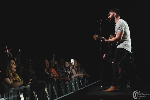 Dylan Scott - February 10, 2017 - Hard Rock Hotel & Casino Sioux City