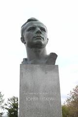 Yuri Gagarin (Ray Cunningham) Tags: yuri gagarin ю́рий алексе́евич гага́рин memorial cosmonautics