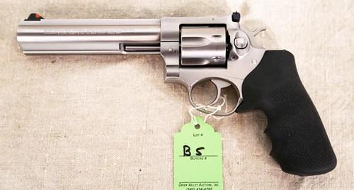 Ruger GP100, .357 magnum Revolver ($588.00)