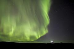 Aurora Boreal en Islandia (Jose Feito - www.atravesdelprisma.com) Tags: viajeislandia aurora boreal northern lights