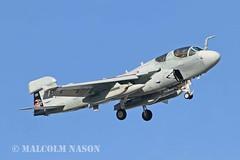 GRUMMAN EA6B PROWLER 163398 USMC (shanairpic) Tags: military ea6 grummanprowler ea6b nellis redflag usmc marines 163398 specialcolours