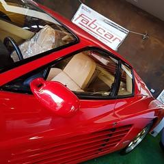 "Rosso corner #ferrari #testarossa #v12 #classic #rossocorsa #classiccar #show #oldschool #event #italy #italian #sunday #nofilter #fabcar #carsofinstagram #rare #perth #drivesomethingdifferent #merchantsofhighoctane • <a style=""font-size:0.8em;"" href=""http://www.flickr.com/photos/42053293@N04/33401436613/"" target=""_blank"">View on Flickr</a>"