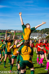 2017:03:25 14:29:58 (serenbangor) Tags: 2017 aberystwyth aberystwythuniversity bangoruniversity seren studentsunion undebbangor varsity rugby rugbyunion sport womens