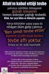 Kerim Kur'an 4-17,18. (Oku Rabbinin Adiyla) Tags: allah kuran islam ayet ayetler ayetullah hadis hadisler dua dualar quran bible torah muslim church jew öbook