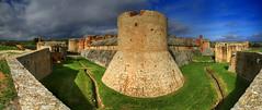 Salses Spring (hapulcu) Tags: france francia frankreich frankrijk frança salses castle chateau spring