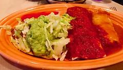 La Carreta - Lynchburg VA (trakked) Tags: fiestaware platter la carreta lynchburg va mexican