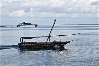 The Old and the New of Zanzibar
