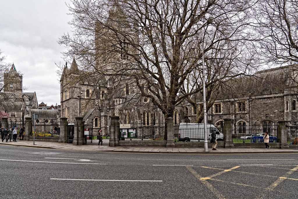 CHRIST CHURCH CATHEDRAL DUBLIN [CHURCH OF IRELAND]-126526