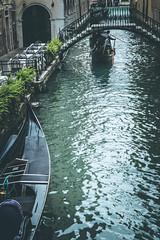 venice (sarkadimola) Tags: venice water sea travel veneto italy gondolas floating art green vacations