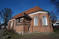 Evangelische Kirche, Neustadt-Glewe