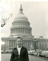 Boy poses in front of capital Washington D.C. (Kingkongphoto & www.celebrity-photos.com) Tags: couple love note boy music statueofliberty dirigible school children albums records