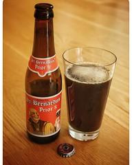St. Bernardus Prior 8 (nakahanut) Tags: instagramapp uploaded:by=instagram beer bier bira dubbel trappist abbey stbernardus