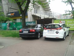 20160514_152558 (Paweł Bosky) Tags: wykroczenia warszawa śródmieście powiśle solec straż miejska milicja nic nie robią