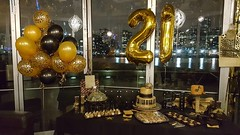 21st birthday party #21stbirthday # function # functionroom #party