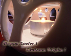 Happy Easter (rimasjank) Tags: easter lithuania candle