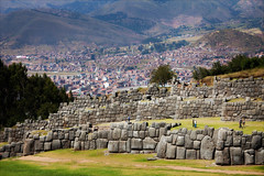 Saksaywaman (kate willmer) Tags: building city cityscape fortress stones architecture ruins walls hills saksaywaman cusco peru inca