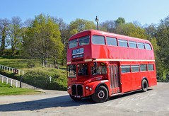 RMA11 NMY648E (PD3.) Tags: rma11 rma 11 nmy648e nmy 648e bea airways aec routemaster surrey museum brooklands lbpt cobham annual bus buses coach spring gathering preserved vintage preservation trust 2017 london transport weybridge