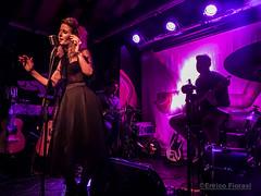 Ottavia Brown - Circolo Kessel, Cavriago (RE) 03-03-2017 (streetspirit73) Tags: ottavia brown circolo kessel cavriago reggio emilia live concert music singer