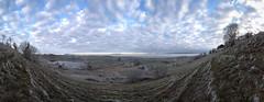 Nebel- & Wolkenmeer beim Hüttnerseeli (d/f) Tags: nebel nebelmeer hütten hüttnersee hüttnerseeli panorama landschaft landscape weitwinkel