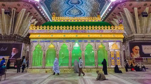 Tomb of Ruhollah Khomeini II, Tehran, 20170409