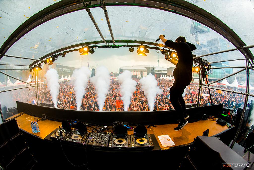 Martin Garrix @ Kingsland Festival 2016