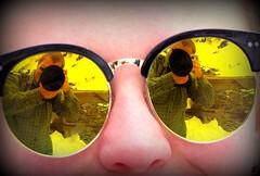 double self (stempel*) Tags: gambezia polska poland polen polonia pentax k30 sigma bigma zima wiosna winter spring dolina kościeliska tatry kwiecień april snow śnieg self selfportrait portrait glasses okulary