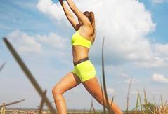 Girl exercising under sky-Loose weight - Copy - Copy (bilalakbar183) Tags: weightlosssupplement health supplement smart girl quick weight loss
