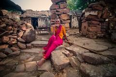 Lady (suresh31589) Tags: peoples people village lady india andhrapradesh andhra ghandikota