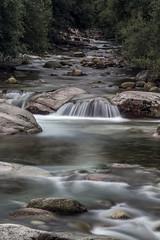 Bohoyo, vila (Daniel Cruces) Tags: rio agua gredos avila larga exposicin filtros