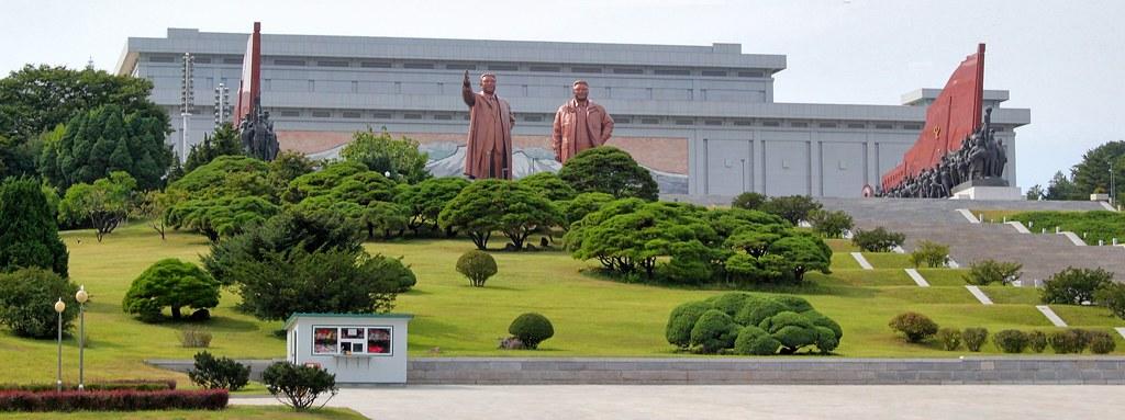 Американцы не могут поверить, что все эти фотографии сделаны в Северной Корее
