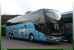 "Beulas Glory ""Europamund Vacaciones"" (uslovig) Tags: england bus buses coach busse britain glory great windsor vacaciones beulas grosbritannien europamund"