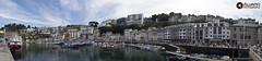 Luarca (lvaro (Photographer & Graphic Designer)) Tags: sea espaa azul puerto mar barcos asturias cielo pesca olas sal roca luarca puertos asturies cantabrico pesquero espigon