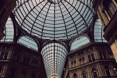 Galleria Umberto I (ellievking1) Tags: italy architecture europe napoli naples galleriaumberto
