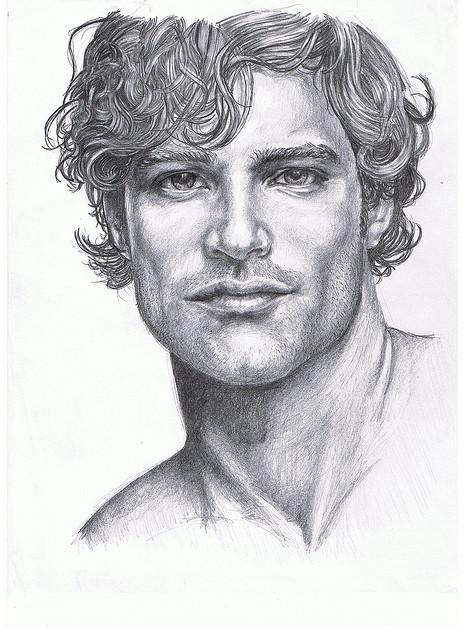 Man S Face Line Drawing : Y u no draw jim groom