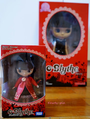 BIG and small (Kewty-pie) Tags: big small stock blythe neo mib petite nightflower bigsmall mintinbox