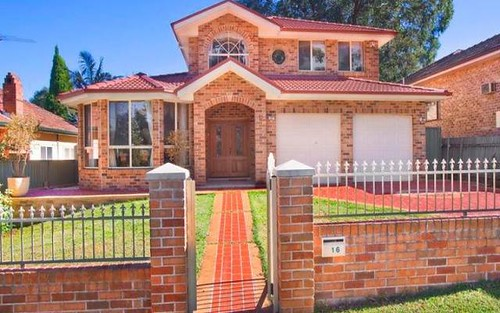 16 Peggy Street, Mays Hill NSW