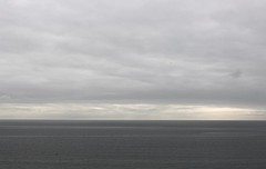 September Sea (Jim-Paterson) Tags: sea sky horizon dorset solent