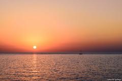 Sailing to the sunset.jpg (aldairuber) Tags: sunset twilight mediterranean mediterraneo azure malta puestadesol puesta gozo azurewindow