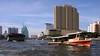 Tugboat and barge (joolsgriff) Tags: river thailand boat bangkok tugboat barge chaophraya