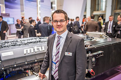 MTU_InnoTrans2014_6 (Rolls-Royce Power Systems AG) Tags: technology power engine rail rollsroyce systems 1600 series mtu 4000 2014 iep powerpack baureihe innotrans