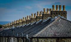 Burnley Terrace Rooftops (Martin Peers) Tags: canal canals narrowboat waterways leedsandliverpoolcanal