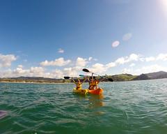 129 - Kayak avec des inconnues