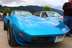 Chevrolet Corvette Stingray (alex73s https://www.facebook.com/CaptureOfAlex?pnr) Tags: auto automobile ancienne americaine american coche car classic cabriolet bleu blue chevrolet corvette stingray voiture old oldcar macchina worldcars