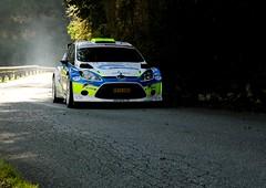#fiesta #rallybassano #2014 #ford #race #photo #winner (Riky_89) Tags: ford race photo fiesta winner 2014 rallybassano