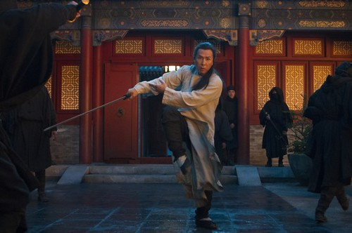 The Theater Dispute for Crouching Tiger, Hidden Dragon: The Green Legend