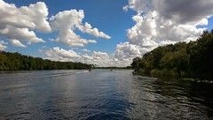 St John's River near Debary, Florida #nature #landscape #HTC #Florida #StJohnsRiver