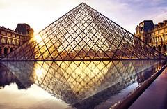 Louvre (Ivo.Vuk) Tags: paris france water museum architecture nikon louvre piramide d600 vukelic ivovuk